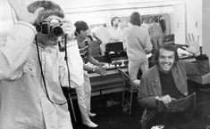 Davy Jones, Peter Tork and Jack Nicholson | Rare, weird & awesome celebrity photos
