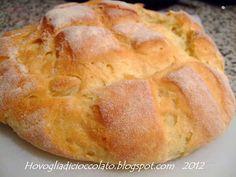 Ho voglia di.. cioccolato!: Il pane alle patate!