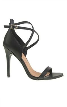 Chinese Laundry | Lavelle Strappy Heel in Black
