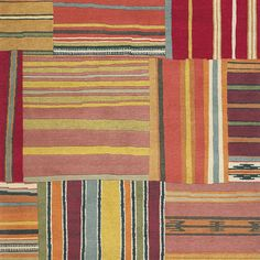 Discover the Brink & Campman Himali Out of the Blue Rug - 33803 - 170x240cm at Amara