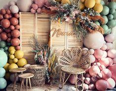 Design & Decor - Elari Events Balloon Garland, Balloons, Events, Birthday, Party, Design, Decor, Globes, Birthdays