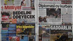 Turkije wil tot 43 jaar cel voor te kritische journalisten - HLN.be