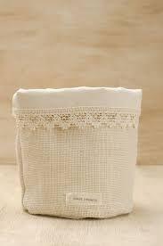 Resultado de imagem para cestos paneras recipientes arpillera