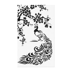 Embossing folder Peacock Bird - Nellie Snellen embossing folders Universal machine compatible card making and scrapbooking Peacock Drawing, Peacock Wall Art, Peacock Painting, Stencil Patterns, Stencil Painting, White Bird Tattoos, Decorative Metal Screen, Frida Art, 3d Cnc