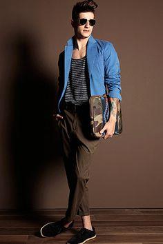 Trussardi Spring 2011 Menswear