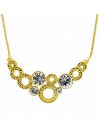 Colar Circle Gold