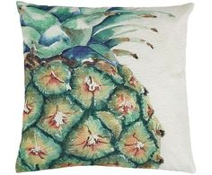 Bay Isle Home Cushion cover polyester cm pineapple print Wholesale Furniture, Online Furniture Stores, Cushion Pads, Cushion Covers, Scatter Cushions, Throw Pillows, Dining Suites, Water Printing, Marble Print