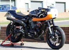 Harley-Davidson XR1200 Café Racer - http://www.motorcyclespecs.co.za/