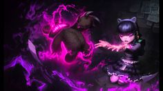 New #Gothic Annie from League of Legends