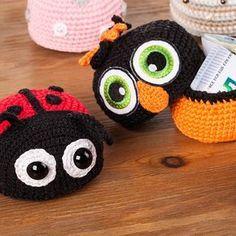 Die 68 Besten Bilder Von Häkeln Yarns Crochet Animals Und