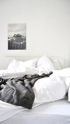 White Bedrooms (ollie & sebs haus)