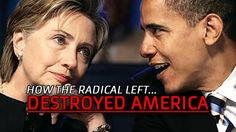 Share this...EXPLAINED: How the Radical Left Destroyed America