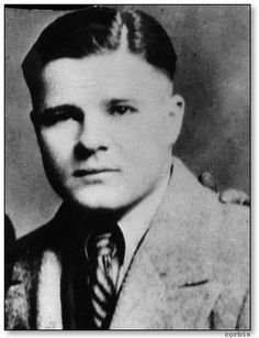 'PRETTY BOY' FLOYD: Mugshots of the FBI's most wanted criminals in 1934…