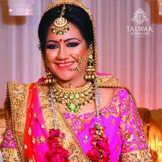 Jewellery from Talwar Jewellers