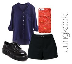 """j j k"" by comewtme on Polyvore featuring Loveless and WithChic"