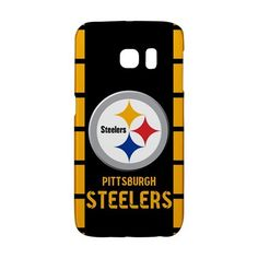 Pittsburgh Steelers C3 Samsung Galaxy S6 EDGE or S3/S4/S5/S6/S7/S7 EDGE/NOTE 2/NOTE 3/NOTE 4/NOTE 5 Case Wrap Around
