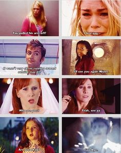 The beginnings and ends of all the Doctor's companions.
