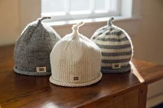Baby Knitting Patterns Ravelry: Bayside Beanie pattern by Stacey McCrea Warner...