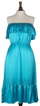 Indeeyo- Sweet Like Honie Harlow Maxi Teal