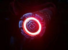 Merlin Custom 1 Lightsaber Blade Plug by DCSabers on Etsy