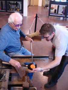 Boise Art Glass Studio - Classes include how to blow glass and make your own glass bowl or vase