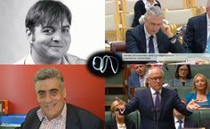 CLOCKWISE FROM TOP LEFT: Former ABC Tech editor Nick Ross; ABC Managing Director Mark Scott; Head of Current Affairs Bruce Belsham; and Prime Minister and former Minister for Communications, Malcol... http://winstonclose.me/2016/01/26/false-balance-the-ifs-buts-and-maybes-of-the-abc-belsham-ross-story-written-by-michael-brull/