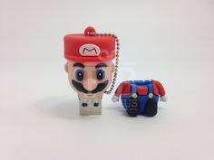 Un clásico, Mario Bros. USB 8GB  $21.900 #mariobros #usb #tiendahabemus