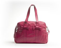 A lovely leather bag