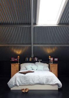 Corrugated Metal Ceiling | corrugated galvanized iron wall 2