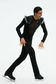 FIGURE SKATING / Figure skater Evan Lysacek  (USA) winter sports by yellowrotus, via Flickr