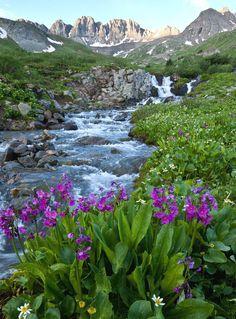 Handies Peak Wilderness Study Area in Colorado