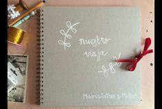 San Valentín - Álbum de fotos personalizado - hecho a mano por Bespoke-Taller-de-Eventos en DaWanda Scrapbook Albums, Scrapbooks, 1, Creative, Gifts, Love, Handmade Gifts, Gifts For My Boyfriend, Boyfriends