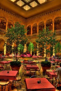 Nelson-Atkins Art Museum Kansas City - Rozzelle Court
