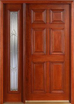 Modern Entrance Door, Modern Front Door, Entrance Doors, Wooden Main Door Design, Iron Gate Design, Best Living Room Design, Room Doors, Wooden Doors, Glass Door