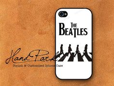 The Beatles iPhone case LOVE love  love this!!! <3
