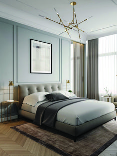 15 Modern Bedroom Interior Design Ideas That Make You Look Twice Contemporary Interior Design, Interior Modern, Home Interior Design, Contemporary Wallpaper, Kitchen Contemporary, Contemporary Classic, Kitchen Modern, Contemporary Houses, Kitchen Rustic