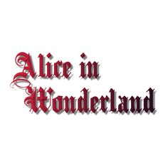 Cool Text: Fantasy Logo Design ❤ liked on Polyvore featuring words, alice in wonderland, text, backgrounds, quotes, fillers, phrase and saying