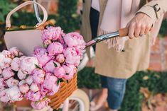 Pastel Bags + One Last Giveaway! Pretty Pastel, Beautiful Flowers, Beautiful Things, My Flower, Flower Power, Pink Winter Weddings, Pink Bike, Winter Wedding Inspiration, Wedding Ideas