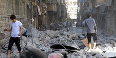 Aleppo Water Cut Off After Deadly Syrian Bombings: UN