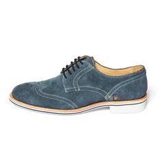 Sacha Chaussures De Sport Bleu Occasionnels Avec Les Hommes Lacer TbhzbFxWZ