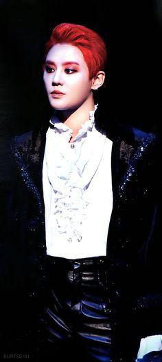 Beautiful Dracula Junsu ❤️ JYJ Hearts