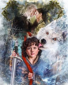 'hidden origin' by Vera-Adxer Framed Prints, Canvas Prints, Art Prints, King In The North, Fire And Ice, Godzilla, Art Boards, Wall Tapestry, Jon Snow