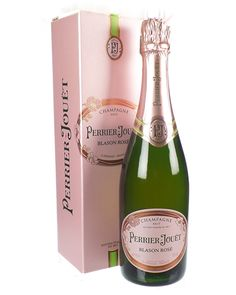 Perrier Jouet Rose Champagne Gift Box