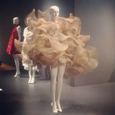 Japanese Future Beauty exhibit at the Seattle Art Museum  code name: drédin
