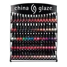 China Glaze makes the best nail polish - awesome colors