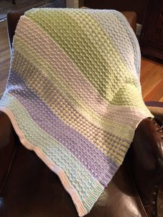latest baby blanket