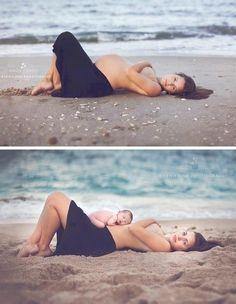 fotografia gravida