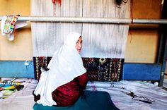 Top Quality, Artisan-Made Rugs From ARZU STUDIO HOPE, Provider of Needed Social Services and Education for Women