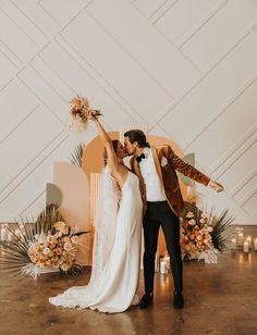 Wedding Pics, Boho Wedding, Wedding Ceremony, Dream Wedding, Wedding Ideas, Palm Springs, Planner Inspiration, Wedding Dress Boutiques, Wedding Dresses