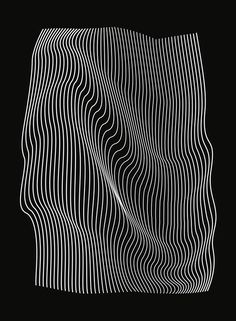 Minimal curves black Framed Art Print by Leandro Pita - Vector Black - MEDIUM Black Framed Art, Framed Art Prints, Black Art, Graphic Design Posters, Graphic Design Inspiration, Typography Poster Design, Graphic Design Illustration, Graphic Art, Graphic Tees